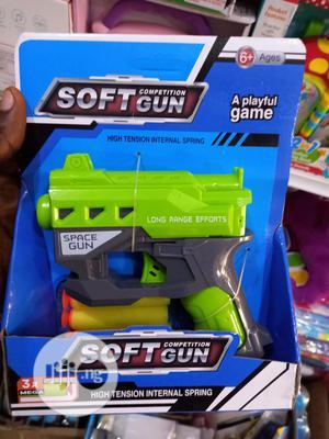 Soft Gun Shooter   Toys for sale in Lagos State, Apapa