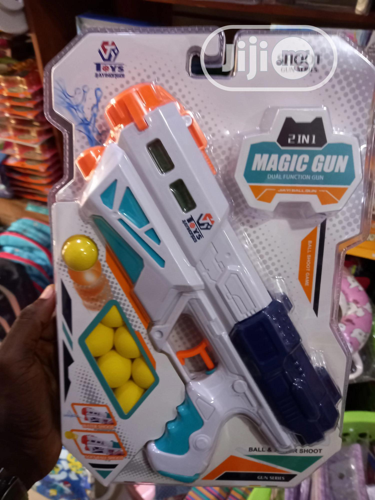 Archive: 2in1 Ball Shooter