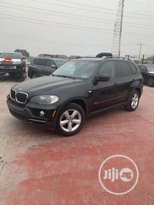 BMW X5 2008 Black   Cars for sale in Lagos State, Lekki