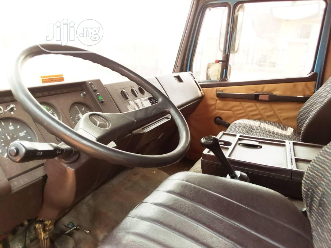Archive: Benz Truck