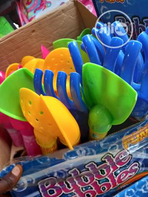 12pcs Kids Bubbles With Toys | Toys for sale in Lagos State, Apapa