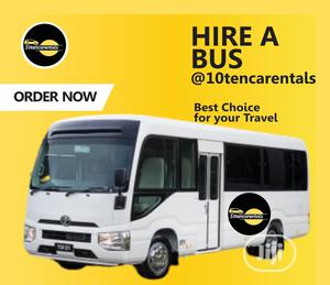 Coaster Bus | Chauffeur & Airport transfer Services for sale in Lagos State, Ikeja