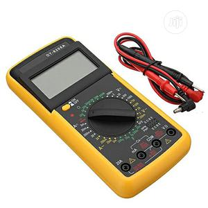 Digital Multimeter LCD AC/DC Ammeter DT-9205A   Measuring & Layout Tools for sale in Lagos State, Alimosho