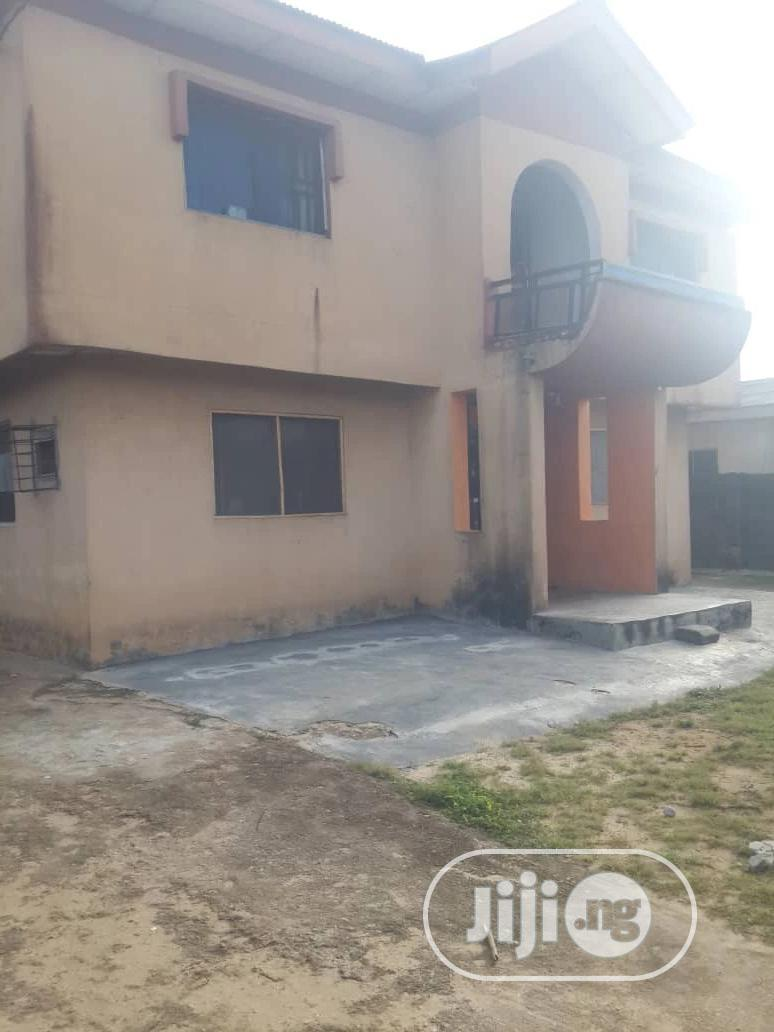 A 3 Bedroom Story Building of Four Flats