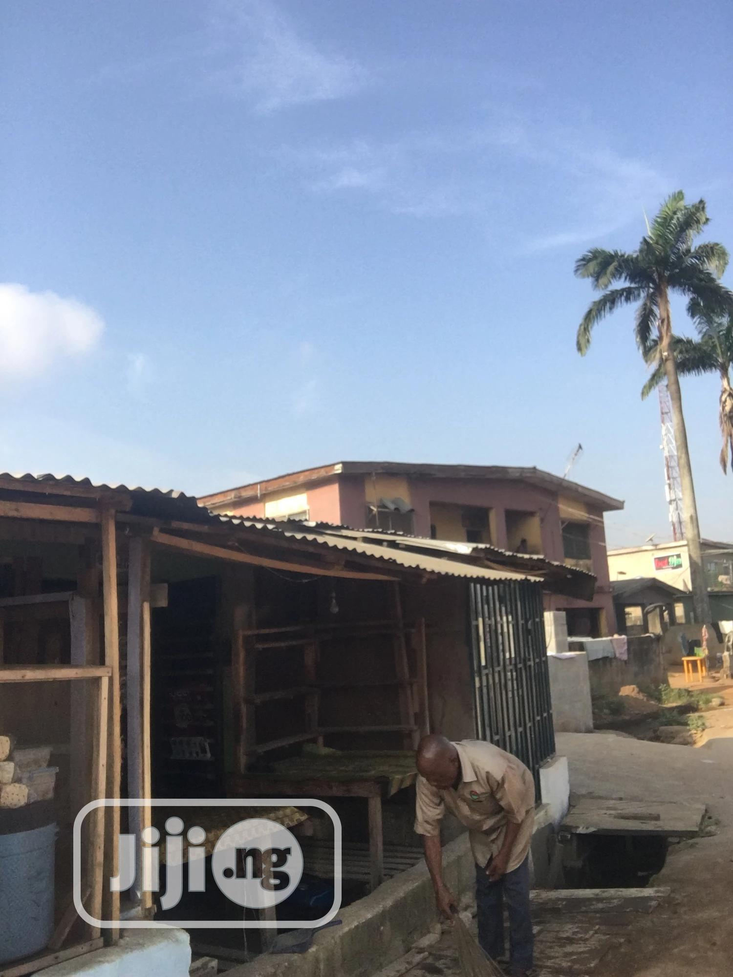 A 3 Bedroom Story Building of Four Flats | Houses & Apartments For Sale for sale in Ijegun, Ikotun/Igando, Nigeria