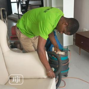 Upholstery Sofa and Rug Clean | Cleaning Services for sale in Lagos State, Victoria Island