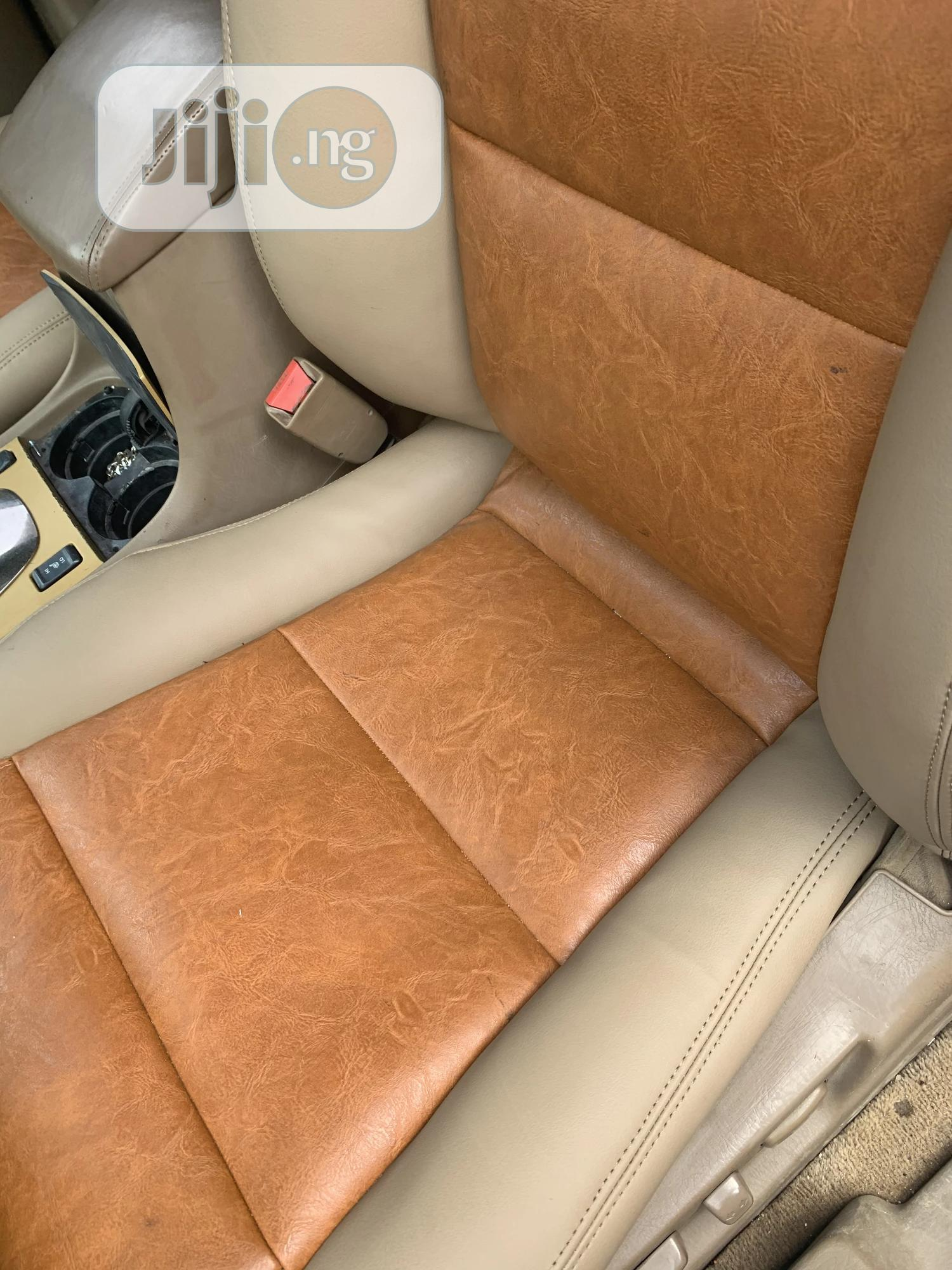Acura MDX 2004 Red | Cars for sale in Ikeja, Lagos State, Nigeria