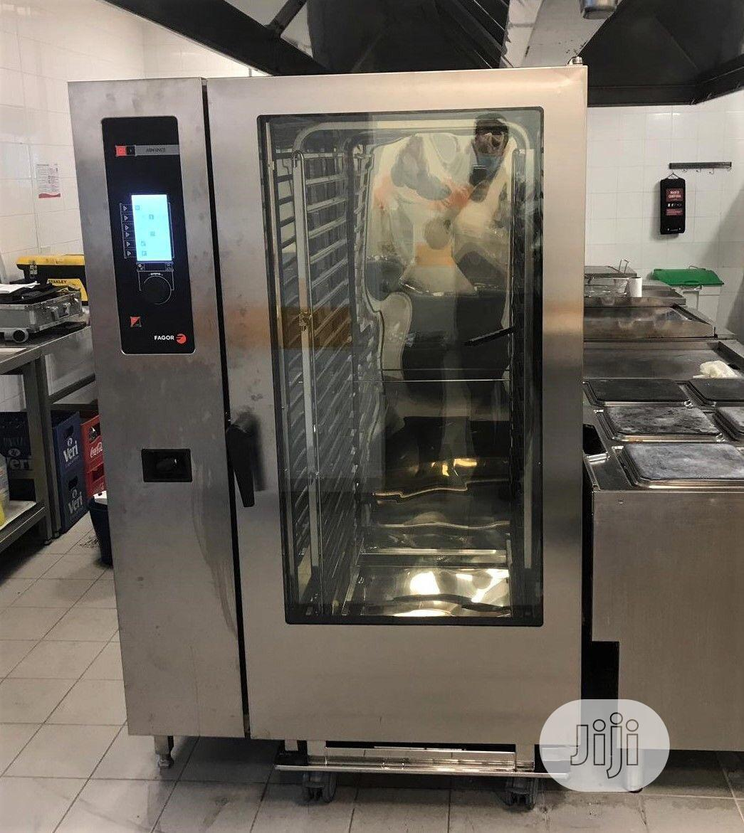 Conventional Electric Oven
