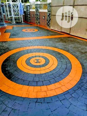 Floor Concrete Stamping | Building Materials for sale in Anambra State, Nnewi