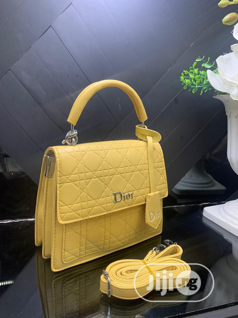 Archive: Original Dior Bag