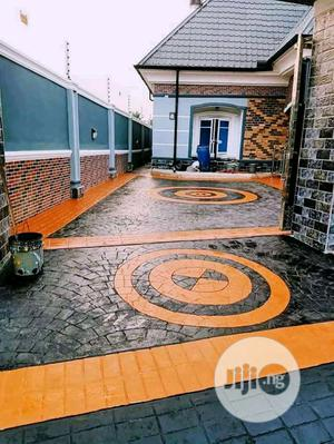 Floor Stamping   Building & Trades Services for sale in Imo State, Owerri