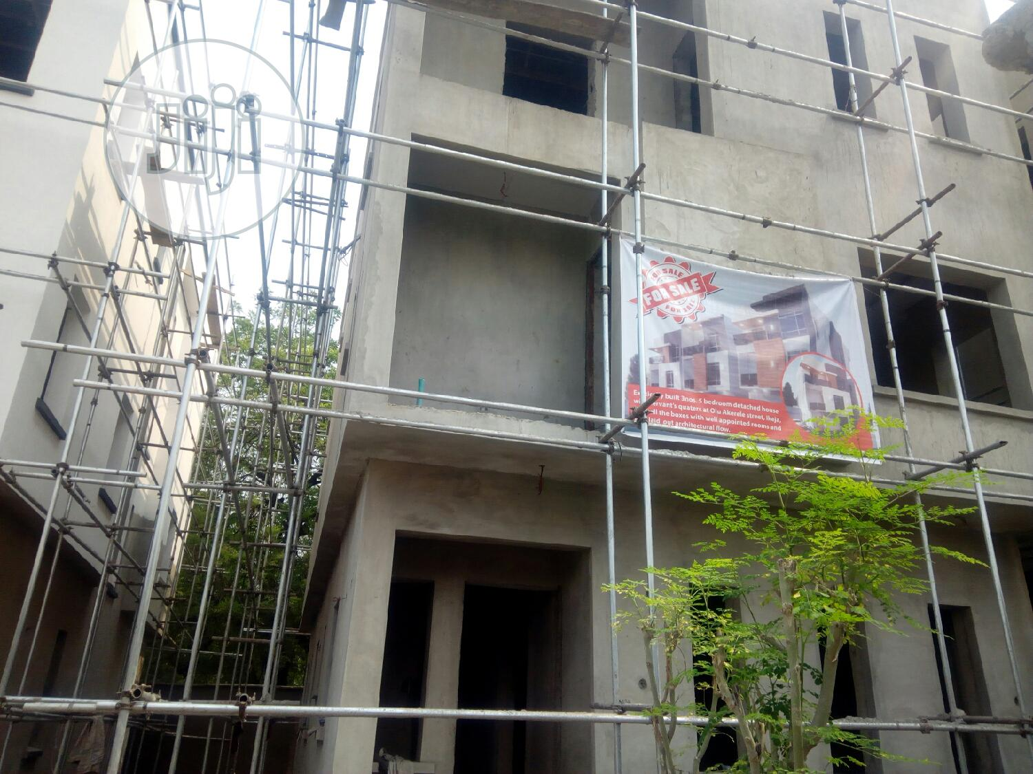 Archive: 5bedrooms Fully Detached Duplex for Sale