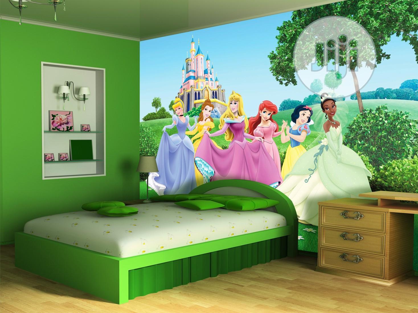 Princess Photo Murals