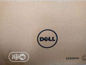 E1916he Dell Monitor | Computer Monitors for sale in Lagos State, Ikeja