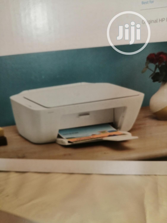 Hp Deskjet Colour Printer | Printers & Scanners for sale in Lagos Island (Eko), Lagos State, Nigeria