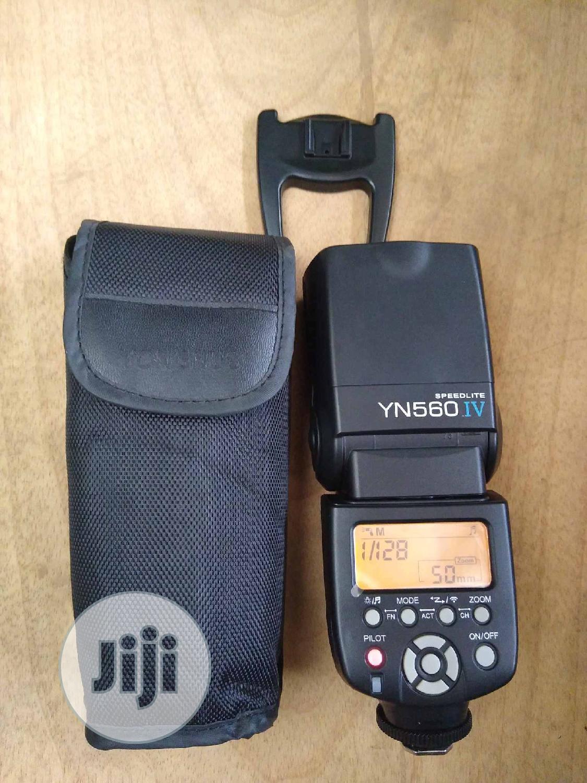 Yongnuo YN560 IV Universal Speedlite Speedlight Flash USA