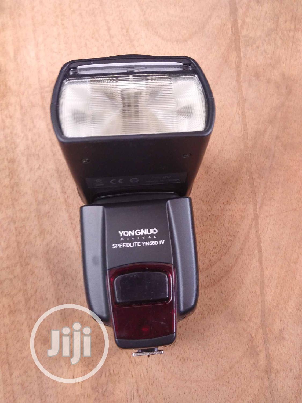 Yongnuo YN560 IV Universal Speedlite Speedlight Flash USA   Accessories & Supplies for Electronics for sale in Ibadan, Oyo State, Nigeria