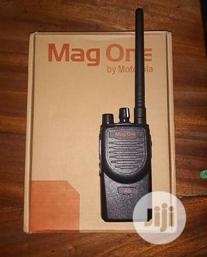 Mag One Walkie Talkie Radio( Connection Range 1.5km)   Audio & Music Equipment for sale in Lagos State, Ojo