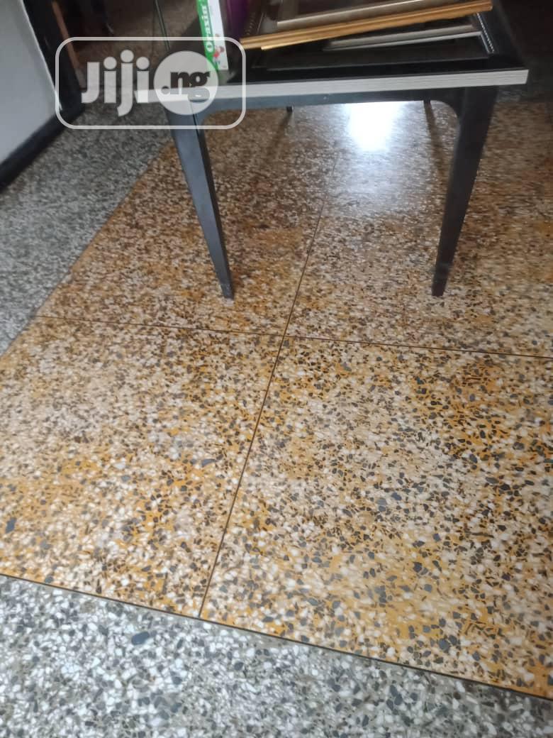 Terrazzo Polishing and Restoration