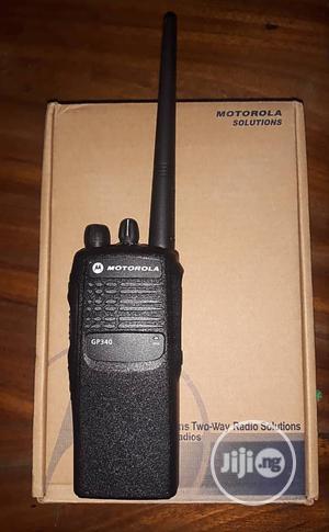 Motorola Gp340walkie Talkie Wireless Radio | Audio & Music Equipment for sale in Lagos State, Ojo
