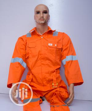 ANAPS Safety Reflective Super Steel Coverall | Safetywear & Equipment for sale in Lagos State, Lagos Island (Eko)