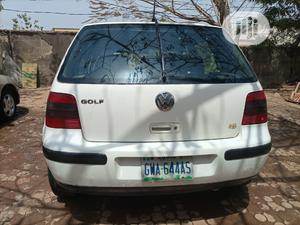 Volkswagen Golf 2002 White | Cars for sale in Abuja (FCT) State, Jabi