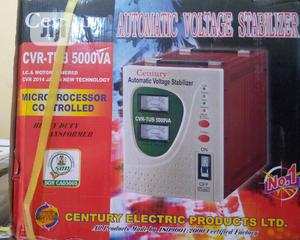Century Automatic Voltage Stabilizer 5000VA | Electrical Equipment for sale in Abuja (FCT) State, Wuye