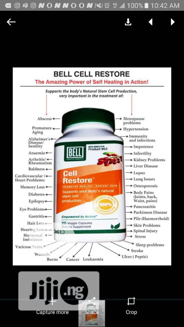 Archive: Cell Restore to Support Your Body's Natural Ability to Heal