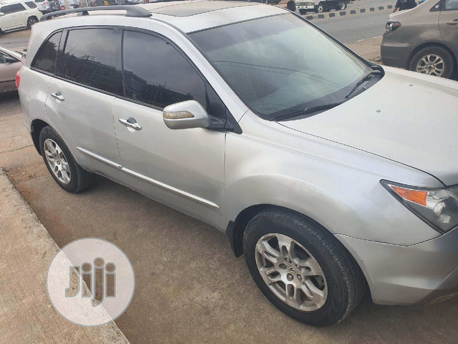 Acura MDX 2008 Silver | Cars for sale in Ogba, Lagos State, Nigeria