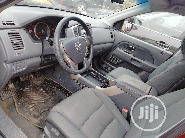 Archive: Honda Pilot 2008 EX 4x2 (3.5L 6cyl 5A)