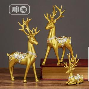 Figurine- Deer Resin Set | Arts & Crafts for sale in Lagos State, Ikeja