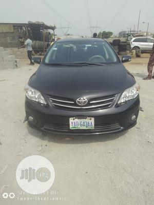 Toyota Corolla 2010 Black   Cars for sale in Lagos State, Ikotun/Igando