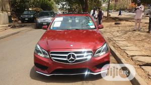Mercedes-Benz E350 2015 Red   Cars for sale in Abuja (FCT) State, Garki 2