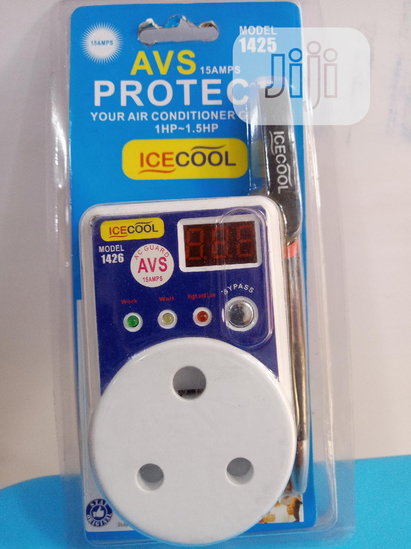 15A Original Digital AC Guard (Icecool)