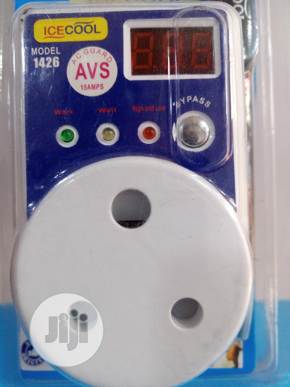 15A Original Digital AC Guard (Icecool)   Electrical Equipment for sale in Ojodu, Lagos State, Nigeria