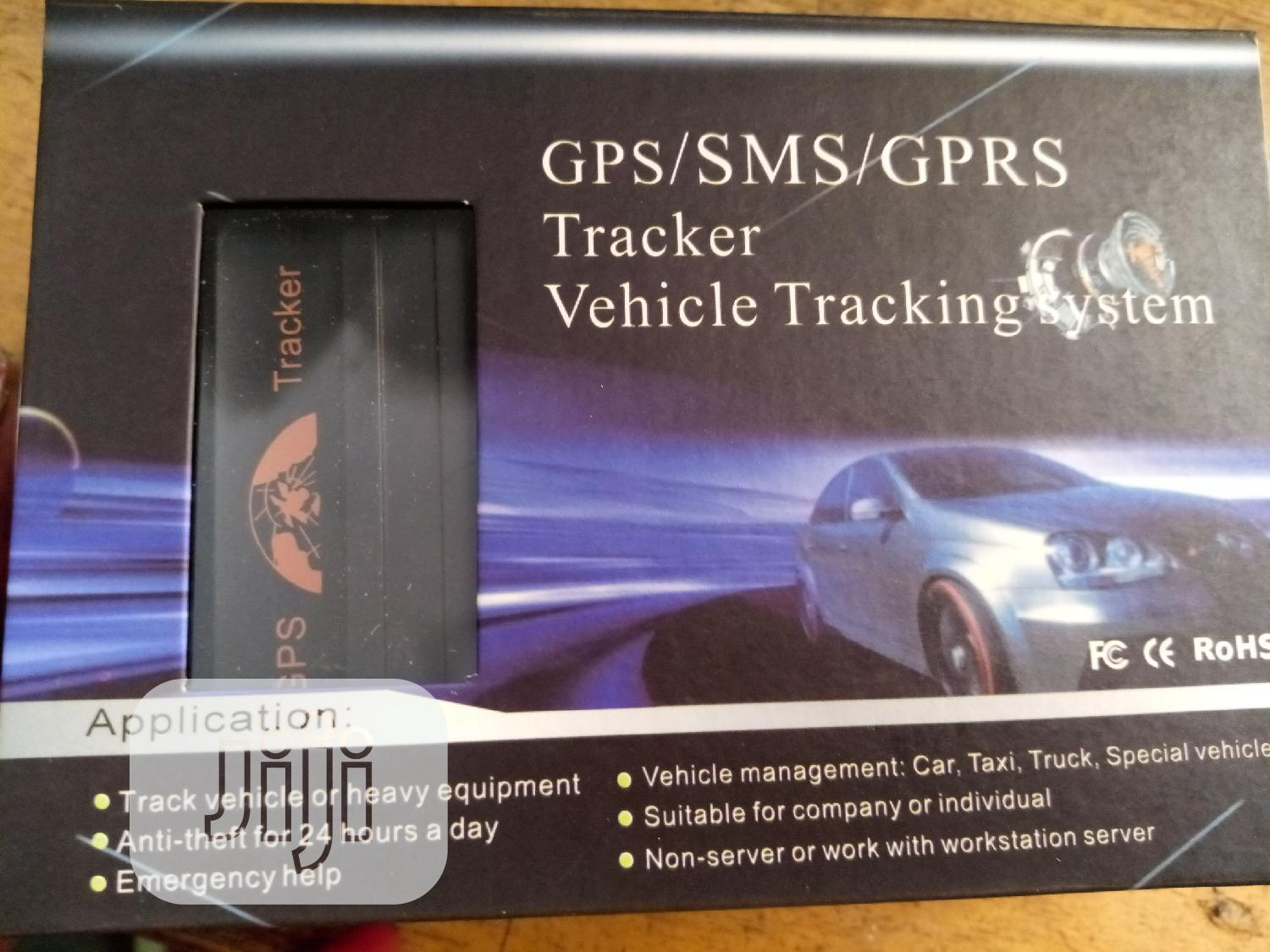 Archive: Car Tracker