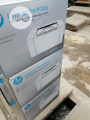Hp Laserjet Pro 102a   Printers & Scanners for sale in Lagos State, Lagos Island (Eko)