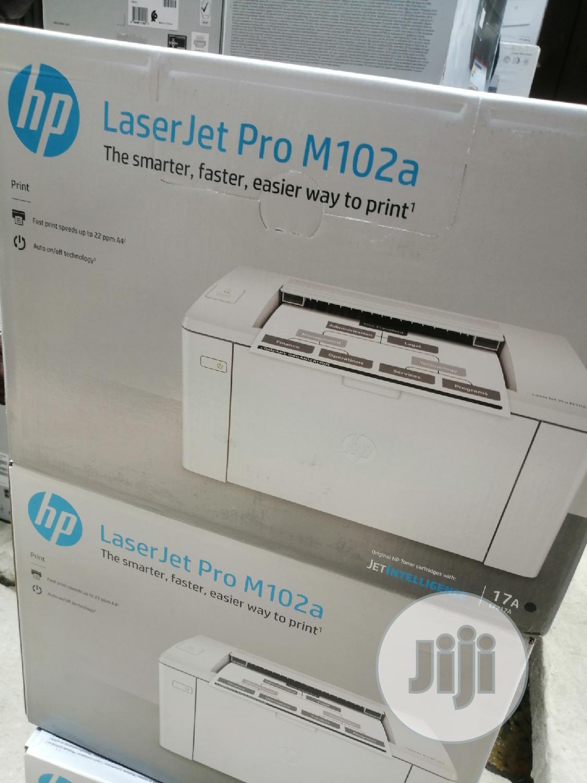 Hp Laserjet Pro 102a | Printers & Scanners for sale in Lagos Island (Eko), Lagos State, Nigeria