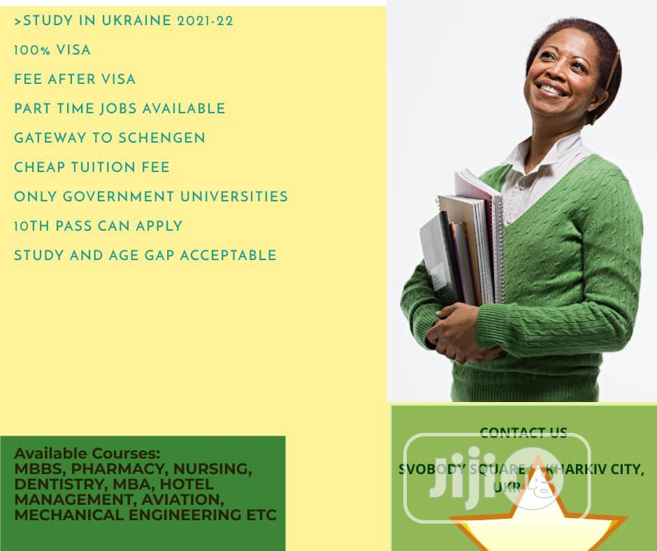Archive: Study and Work in Ukraine