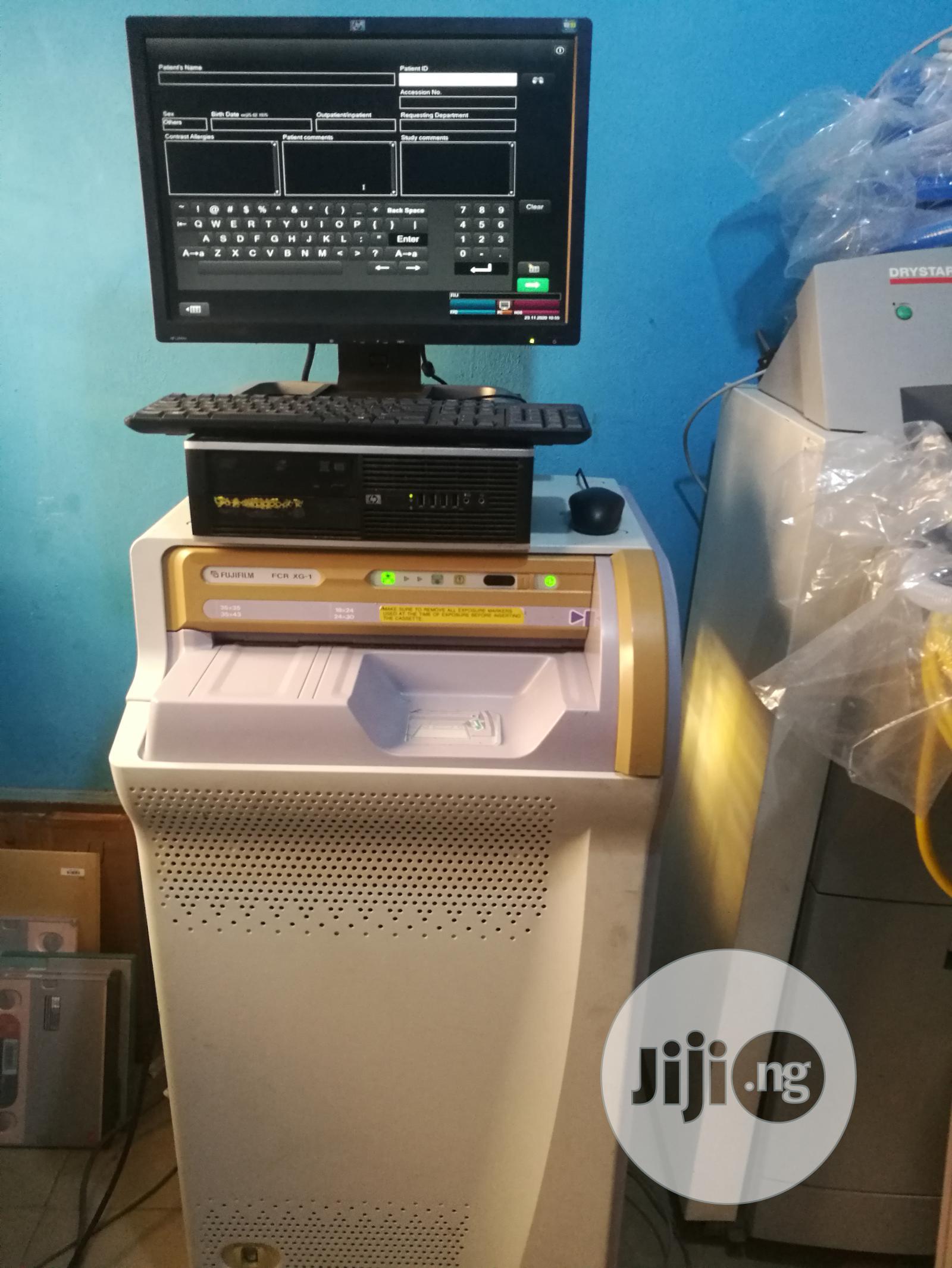 Fuji XG-1 X-ray CR Digitizer