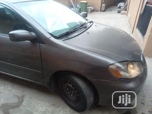 Toyota Corolla 2004 LE Brown   Cars for sale in Lagos State, Maryland