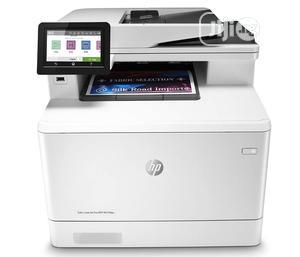 HP Color Laserjet Pro MFP M479fdw | Printers & Scanners for sale in Lagos State, Lagos Island (Eko)