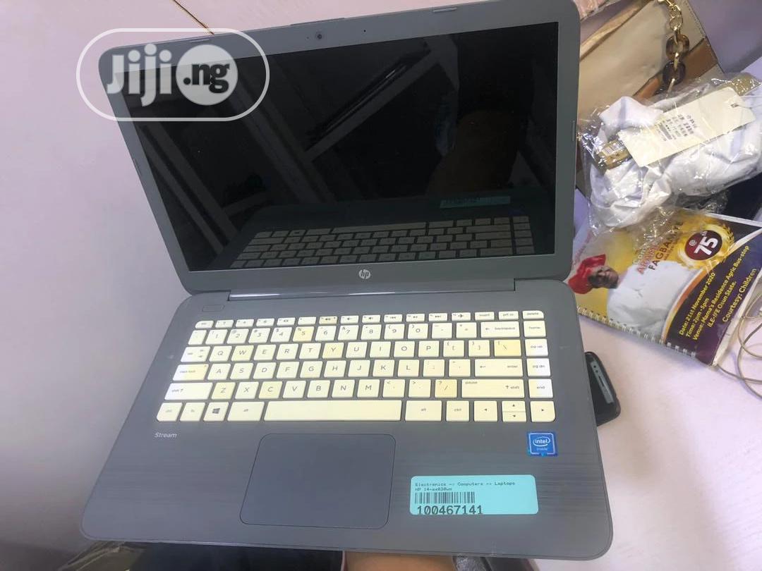 Laptop HP Stream 14 Pro G3 4GB Intel SSD 60GB