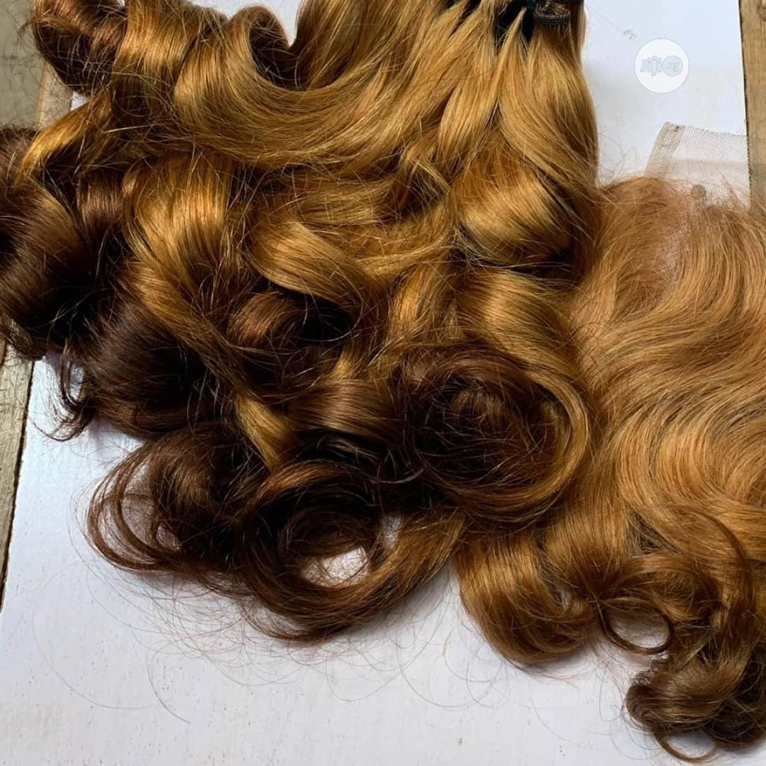 Bouncy Castle Hair
