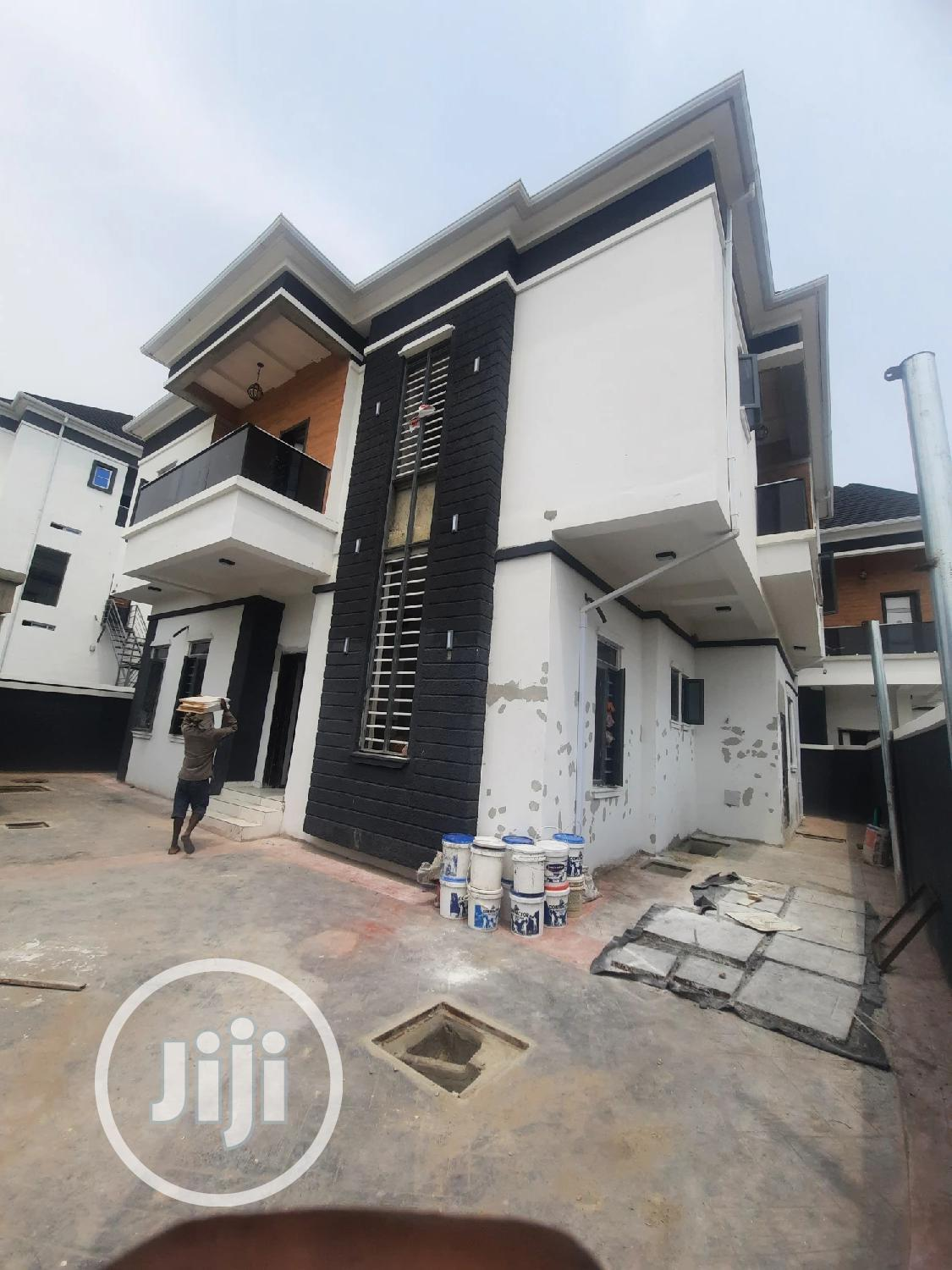 Spacious Luxury 4 Bedroom Fullydetached Duplex With BQ