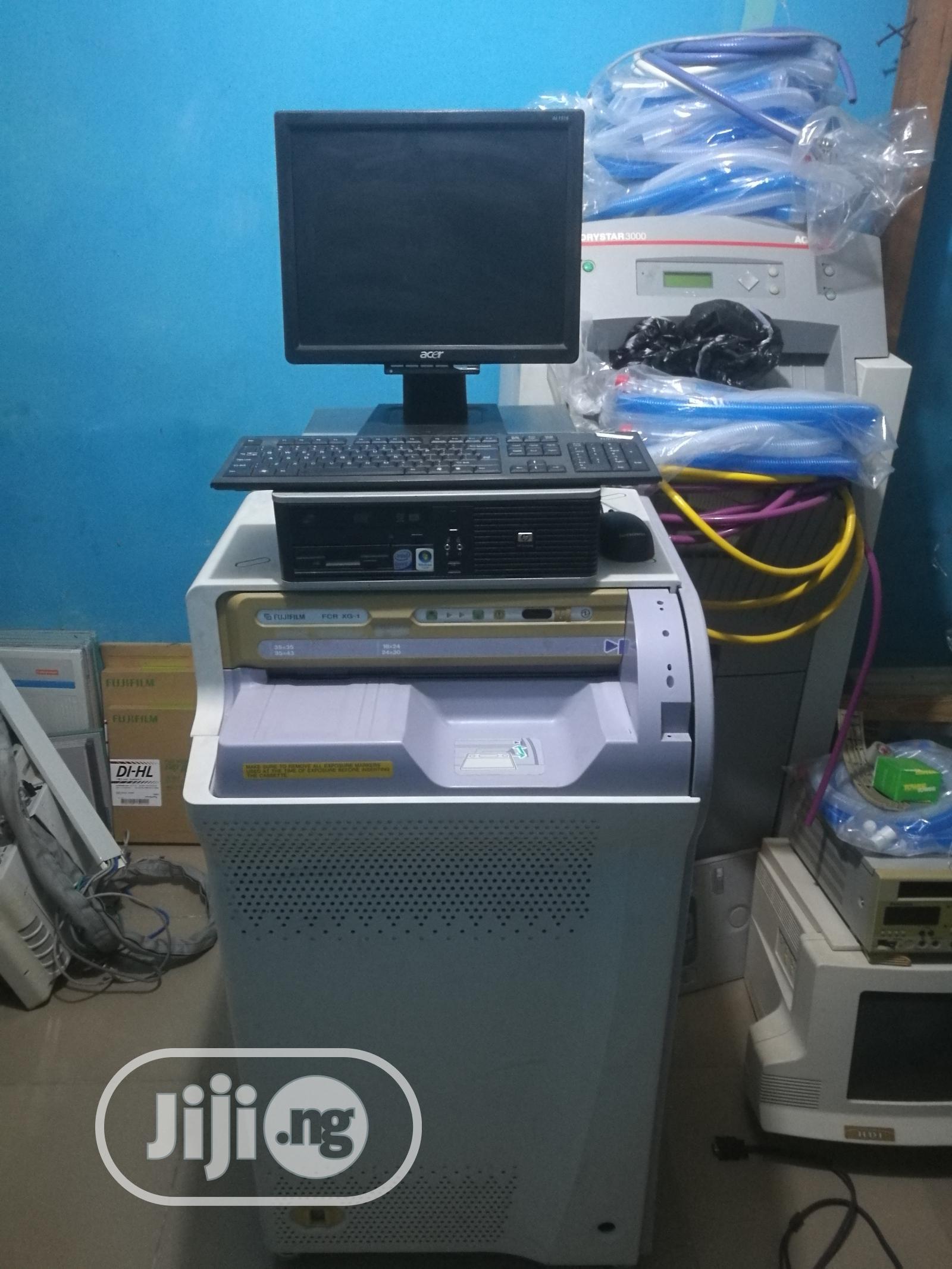 Fuji XG-1 X-ray CR Digitizer   Medical Equipment for sale in Apapa, Lagos State, Nigeria