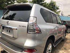 Lexus GX 2014 460 Luxury Silver | Cars for sale in Lagos State, Ikeja