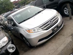 Honda Odyssey 2012 EX Silver | Buses & Microbuses for sale in Lagos State, Apapa