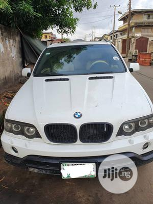 BMW X5 2003 White | Cars for sale in Lagos State, Mushin