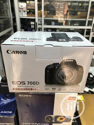 Canon 700d With 18-55mm | Photo & Video Cameras for sale in Lagos State, Oshodi
